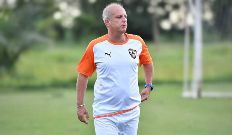 Alexandre Gama, técnico do Chiang Rai United.