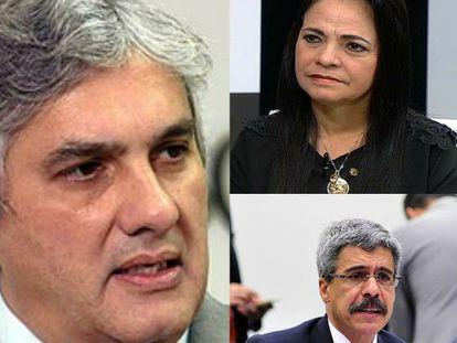 Parlamentares do PT.