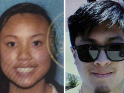 Rachel Nguyen e Joseph Orbeso.