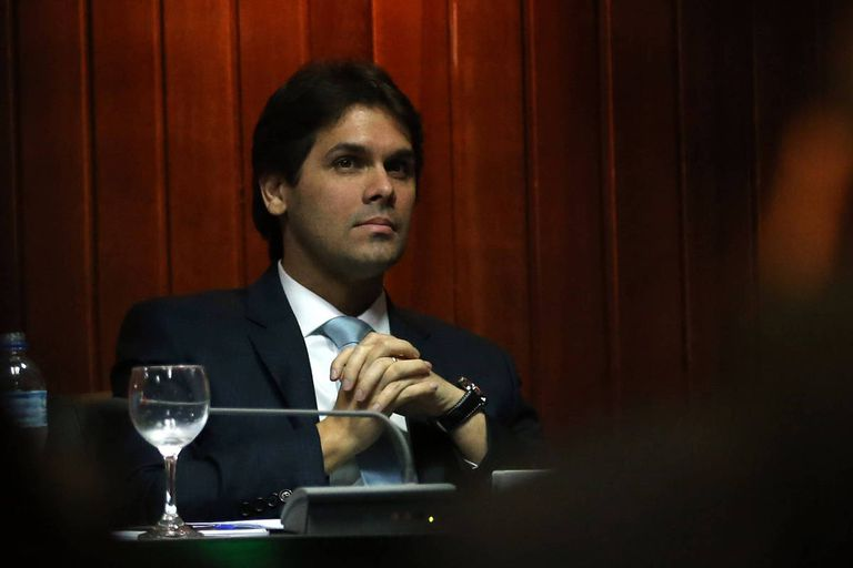 Ex-presidente do INSS, Renato Vieira.