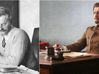 Em vídeo, o trailer de 'Trotski'.