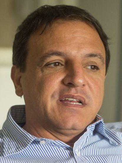 O candidato do PSDB, Marcio Bittar.