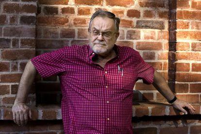 O escritor argentino Mempo Giardinelli.