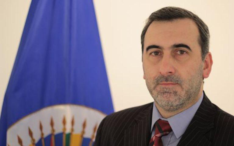 Edison Lanza, o novo relator especial da Comissão Interamericana.