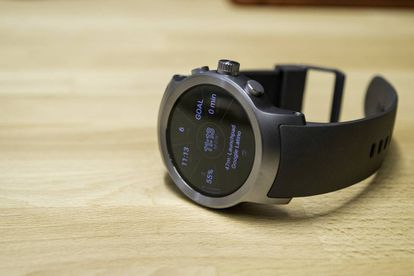O LG Watch Sport estreia o Android Wear 2.0.