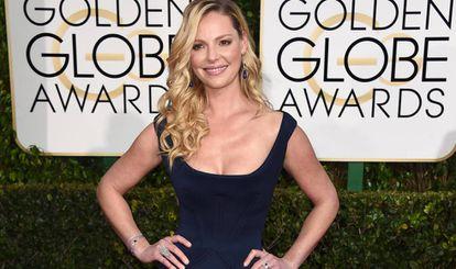 A atriz ganhou um Emmy em 2007 como melhor atriz coadjuvante em uma série dramática.