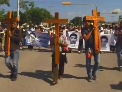 Presos quatro pistoleiros pelo desaparecimento dos 43 estudantes