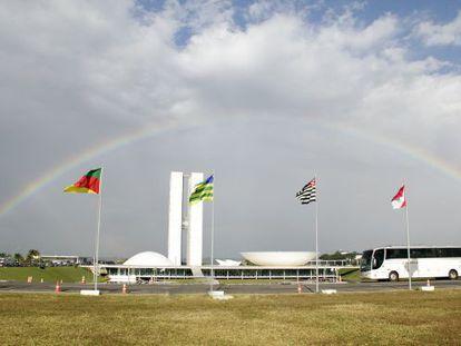 Imagem do Congresso Nacional.