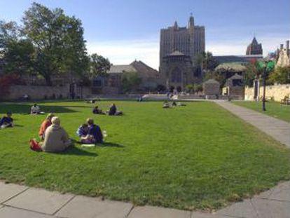 Universidade de Yale.
