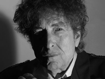 Bob Dylan, em imagen promocional.