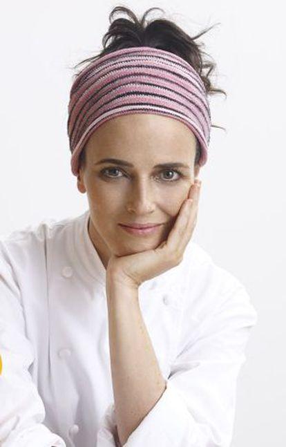 A cozinheira brasileira Helena Rizzo.