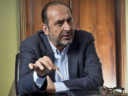 Alexandre Kalil, prefeito de Belo Horizonte.