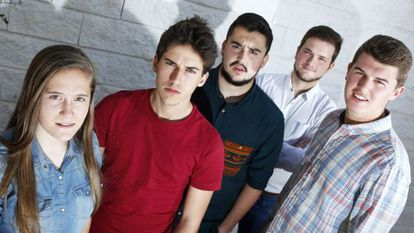 Pesquisa reúne jovens de diferentes preferências ideológicas.