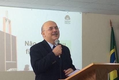 O novo ministro da Educação, Milton Ribeiro, em imagem de outubro de 2018.