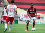 Inter, de Rodrigo Dourado, e Flamengo, de Gérson: os dois times que podem ser campeões brasileiros.