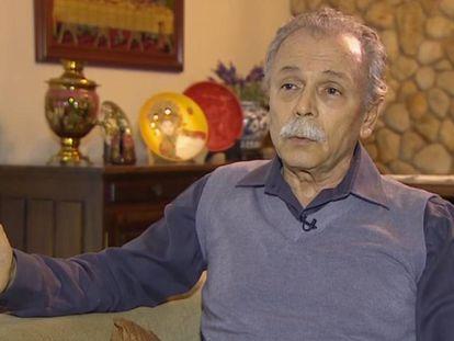 Ricardo Galvão, durante a entrevista à 'TV Globo' em que rebateu o presidente Jair Bolsonaro.