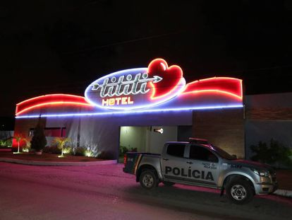 Motel em que empresário envolvido no esquema foi encontrado morto