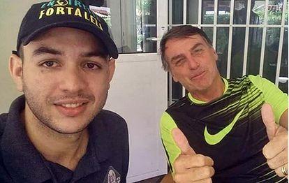 Guilherme Julian conheceu Bolsonaro antes do início da campanha presidencial.