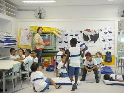 Escola público do Rio de Janeiro.