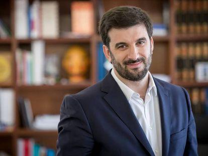 Tiago Brandão Rodrigues, ministro de Educação de Portugal.