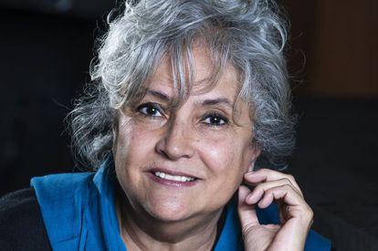 A escritora Laura Esquivel.