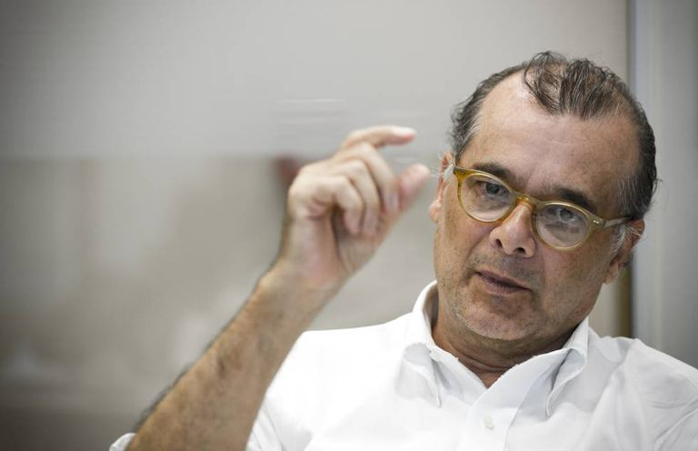 Gustavo Franco, ex-presidente do Banco Central