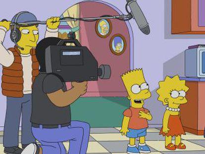 Mike Reiss, que escreve e produz a série desde 1989, lança edição em espanhol de 'Springfield Confidential'