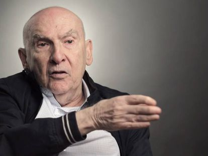 Historiador Boris Fausto, em depoimento para a série Memórias.