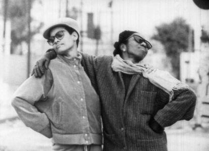 Cena do curta 'Ciclos' (1989), de Zeinabu irene Davis.