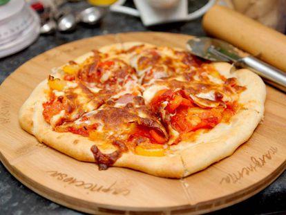 Pizza: uma das comidas preferidas do paulistano.