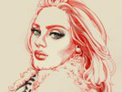 Com apenas três trabalhos em estúdio, a cantora britânica Adele protagoniza a última década musical e bate recordes com seu novo disco
