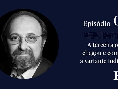 Clique acima para ouvir o sétimo episódio de 'Diário do Front'.