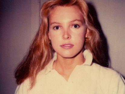Ann Kirsten Kennis soube que seu rosto estava em todas as lojas de discos graças ao aviso da sua filha.