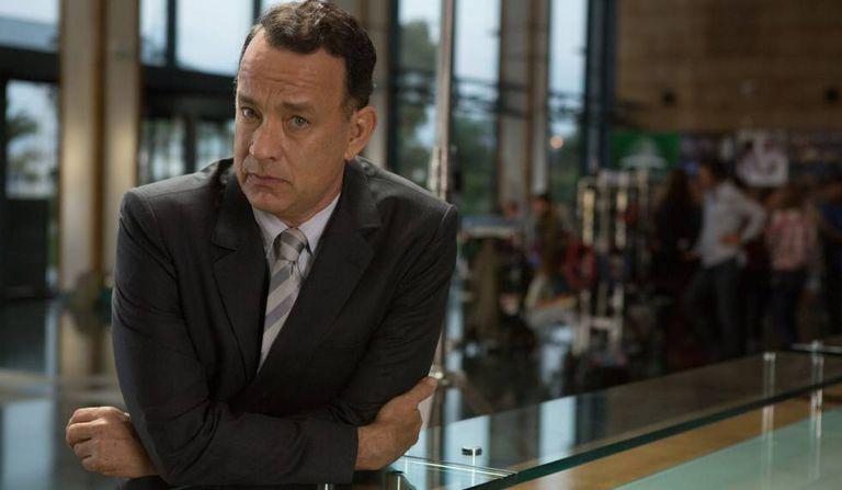 O ator Tom Hanks.