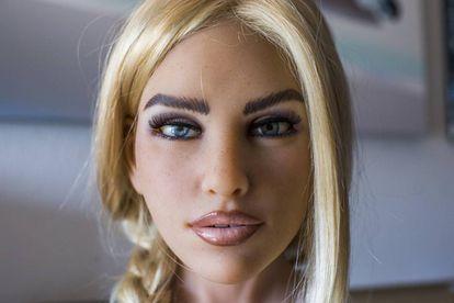 Modelo da boneca Harmony, que estará conectada a um aplicativo de inteligência artificial.