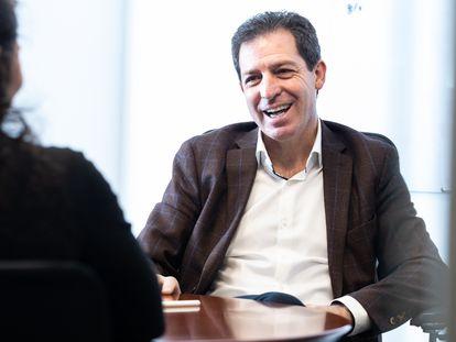 Juan Andrés, diretor técnico da Moderna Therapeutics.