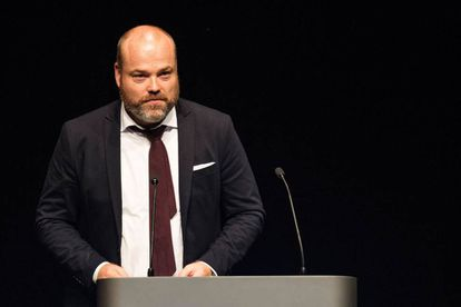 O magnata Anders Holch Povlsen.