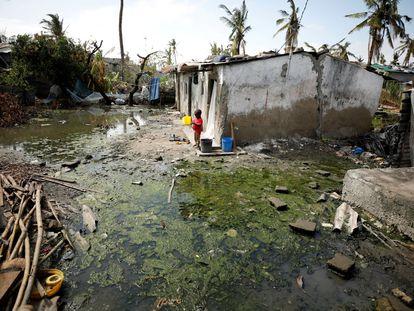 Moçambique, duas semanas após o ciclone Idai