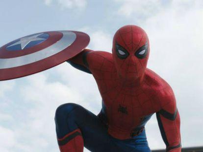 Homem-Aranha se une aos Vingadores em 'Capitão América: Guerra Civil'