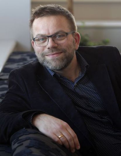 O professor dinamarquês Morten Smith-Hanse.