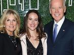 Jill, Ashley e Joe Biden.