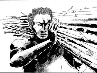 Ilustração de Marcelo D'Salete.
