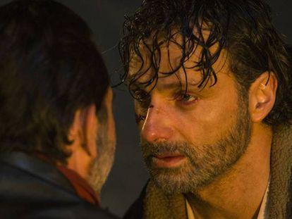 Nova temporada de 'The Walking Dead'.