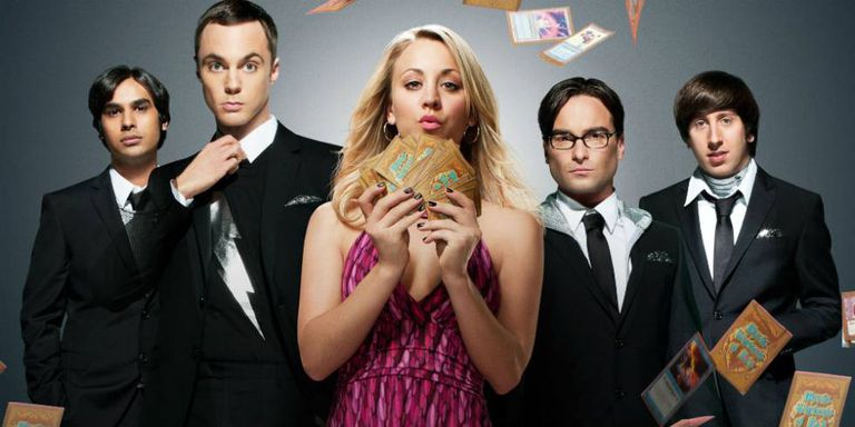 Os atores de 'The Big Bang Theory'.