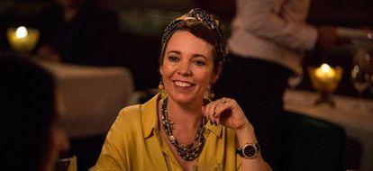A vencedora do Oscar Olivia Colman, na segunda temporada de 'Fleabag'.