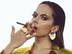 La cantante brasileña Anitta.