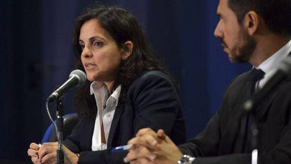 A procuradora Anamara Osório, que foi substituída na coordenação da força-tarefa de São Paulo por Janice Ascari.