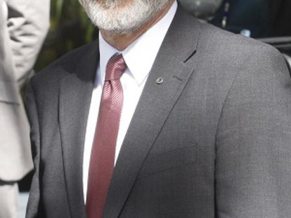 Gerry Adams, em 2011.