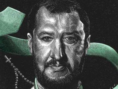 O enigma Matteo Salvini, 'Il Capitano' que quer liderar a Europa
