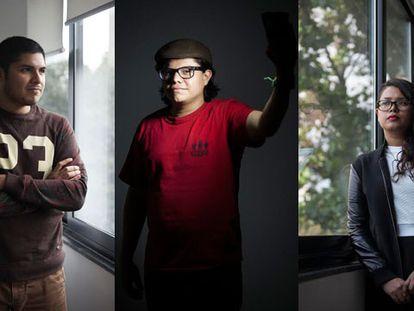 'Líderes' do YoSoy132 contam sua visão do movimento.